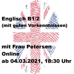 Englisch B1/2 Online-Kurs