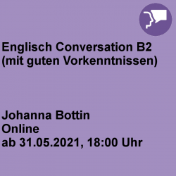 English conversation B2 online