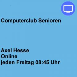 Computerclub Senioren Freitag