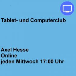 Tablet- und Computerclub in...