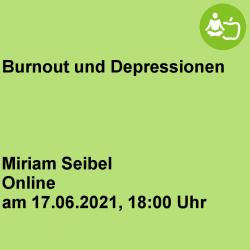 Burnout und Depressionen