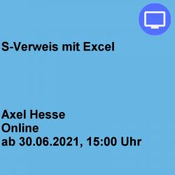 S-Verweis mit Excel