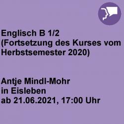 Englisch B1/2 Eisleben