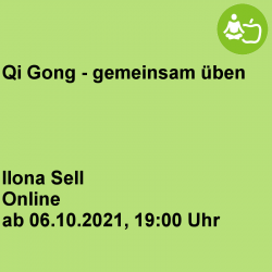 Qi Gong - gemeinsam üben-...