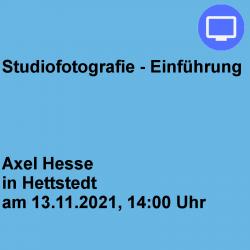 Studiofotografie - Einführung