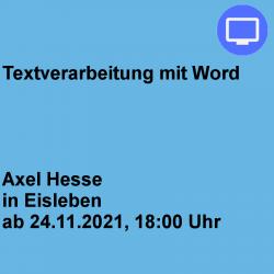 Textverarbeitung mit Word