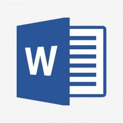 Textverarbeitung mit Word Sgh
