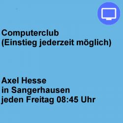 Computerclub Fr Sangerhausen
