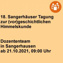 18. Sangerhäuser Tagung zur...