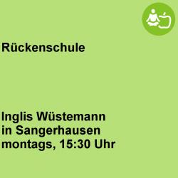 Rückenschule  Sangerhausen