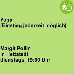 Yoga  Hettstedt